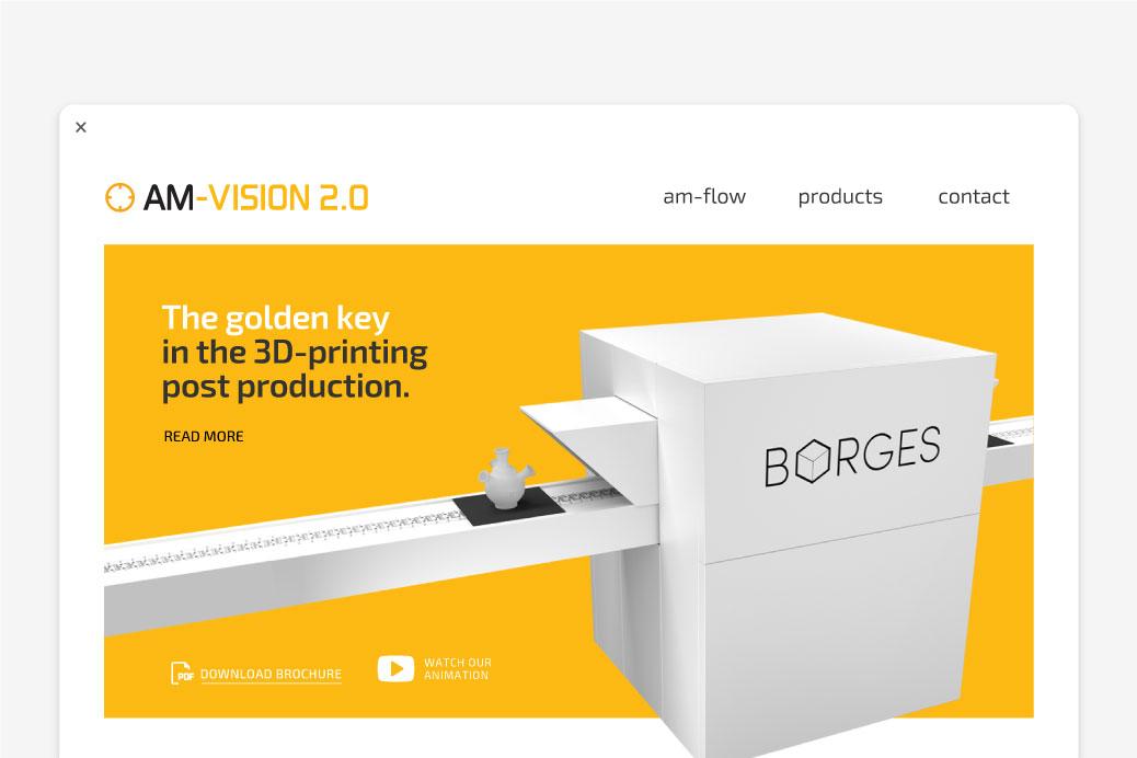 am-vision 2.0 webdesign