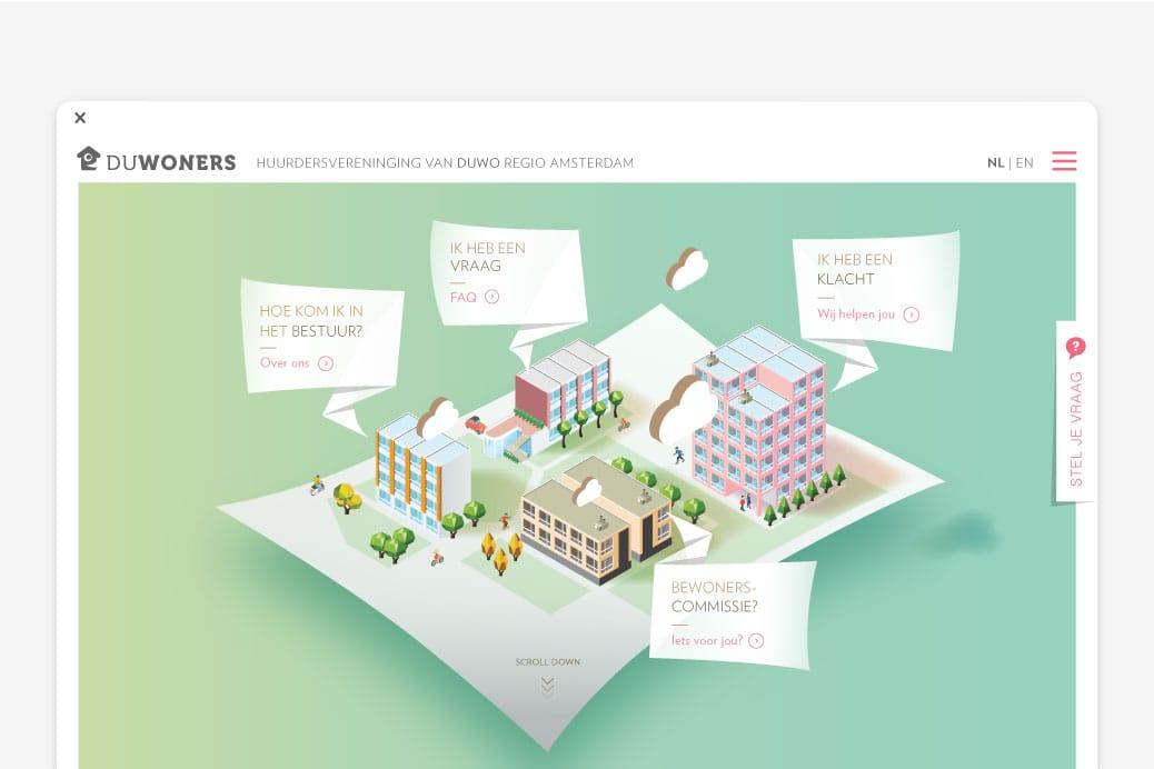 webdesign viewport duwoners