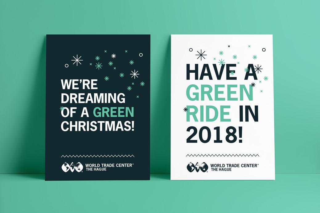 wtc flyers uitnodiging postcard design