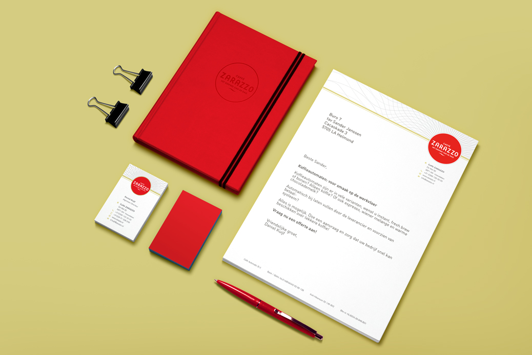 stationary design zarazzo