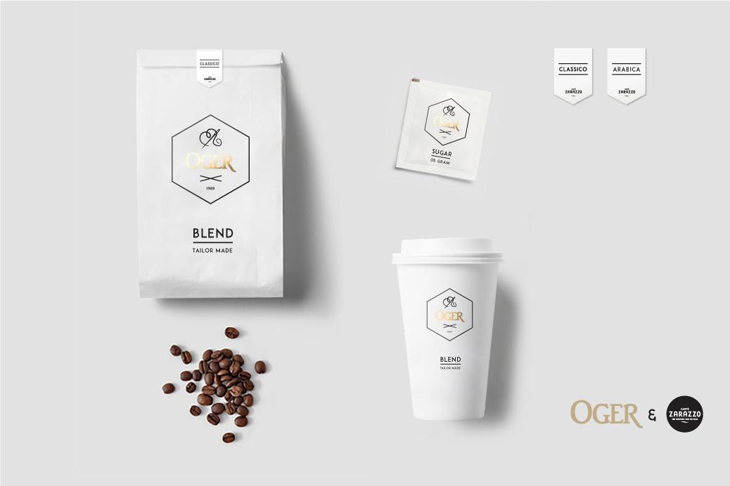 packaging verpakking voor oger koffie